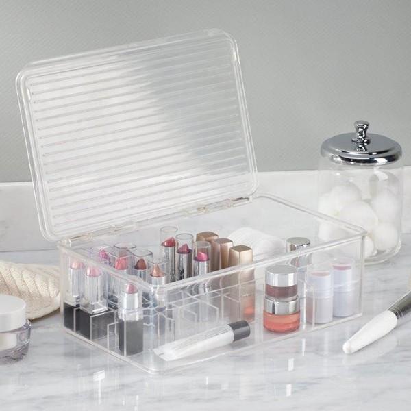 Grande Boîte de Rangement Maquillage Interdesign