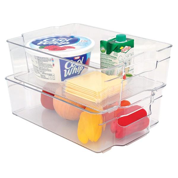 Boîte de rangement pour réfrigérateur 6 Litres