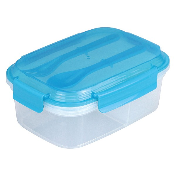 Lunchbox Freez 3 Compart. + Couverts (460ML)