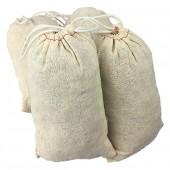 Lot de 4 Sachets avec copeaux de Bois de Cèdre antimites