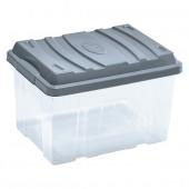 HOBBY BOX GRIS TEMPERA 19J