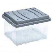 HOBBY BOX GRIS TEMPERA 30L