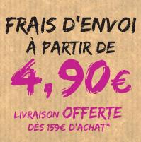 Rangez Malin : Frais d'envoi à partir de 6.90 €. Livraison offerte dès 159 € d'achat